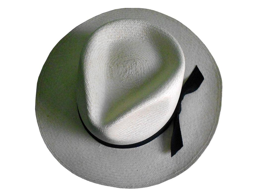 Sombrero Americano Tipo Panamá Clásico de Jipijapa