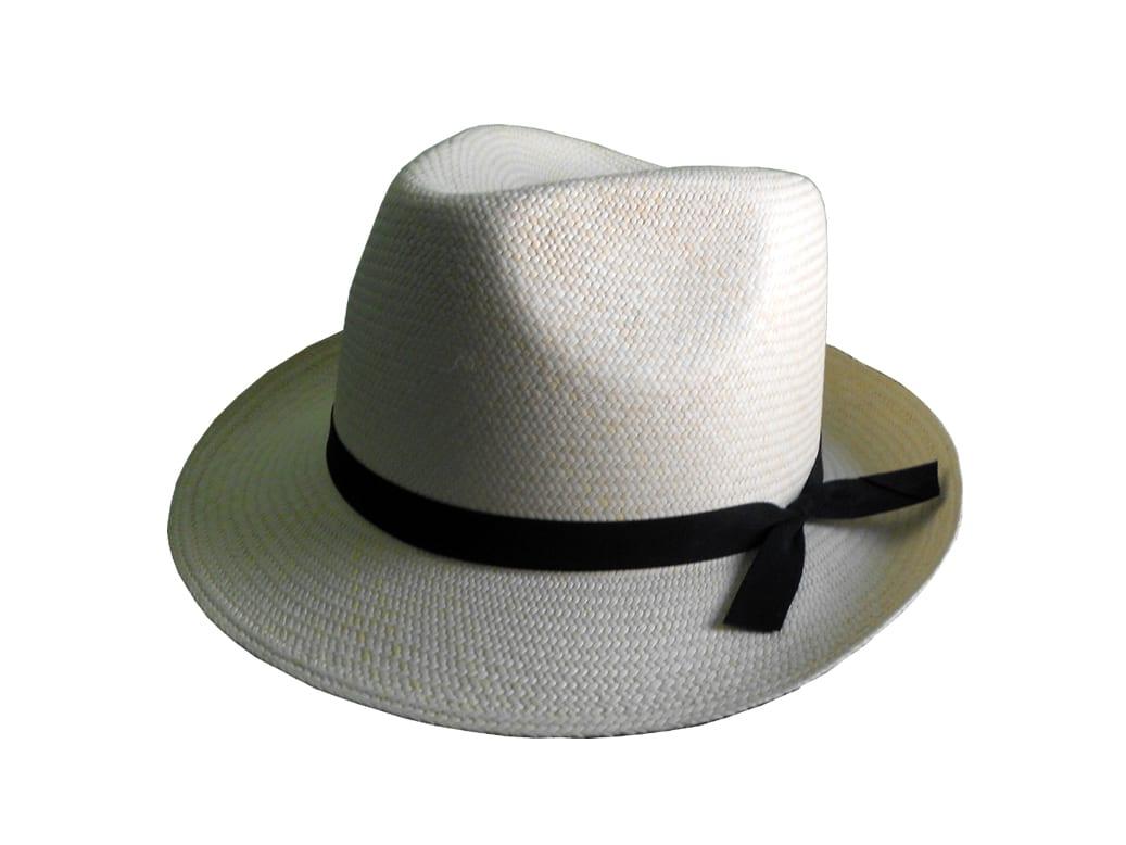 Sombrero tipo Fedora de Jipi