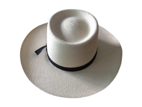 Sombrero de Jipi Cubano Ala Recta