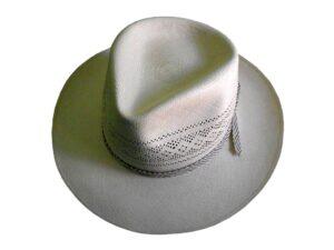 Sombrero Americano de Jipi Calado