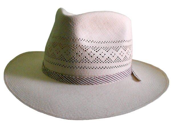 Sombrero de Jipi Ultrafino Americano