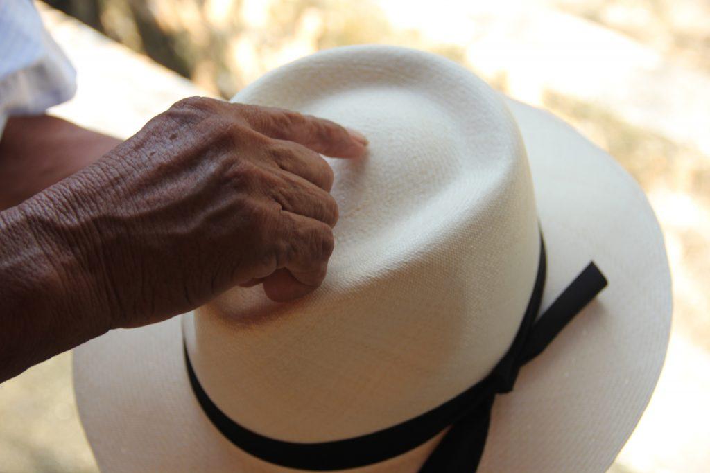 Sombrero de Becal