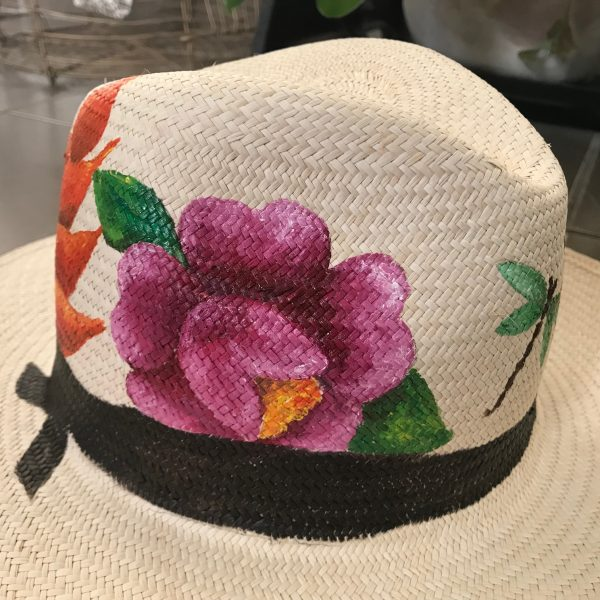 Sombrero Panamá Personalizado