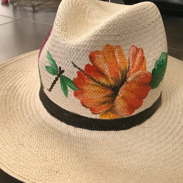 Sombrero Cowboy pintado