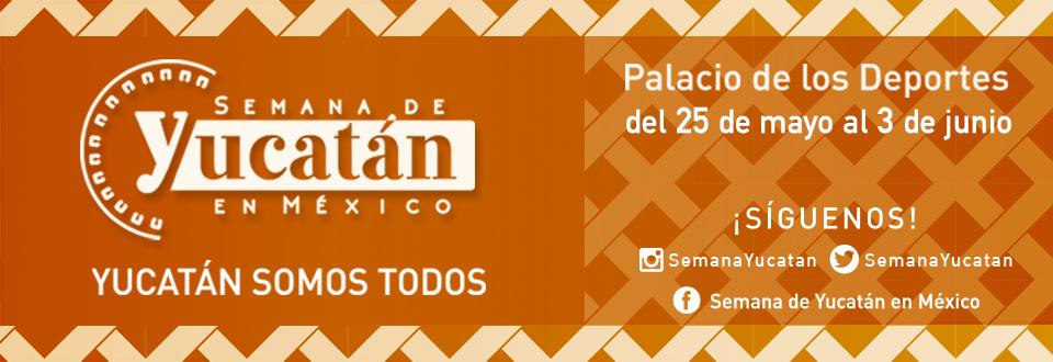 Sombreros en la Semana de Yucatán en México