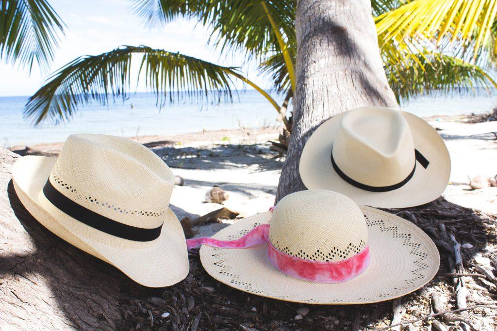 Cuidados del sombrero de Jipi