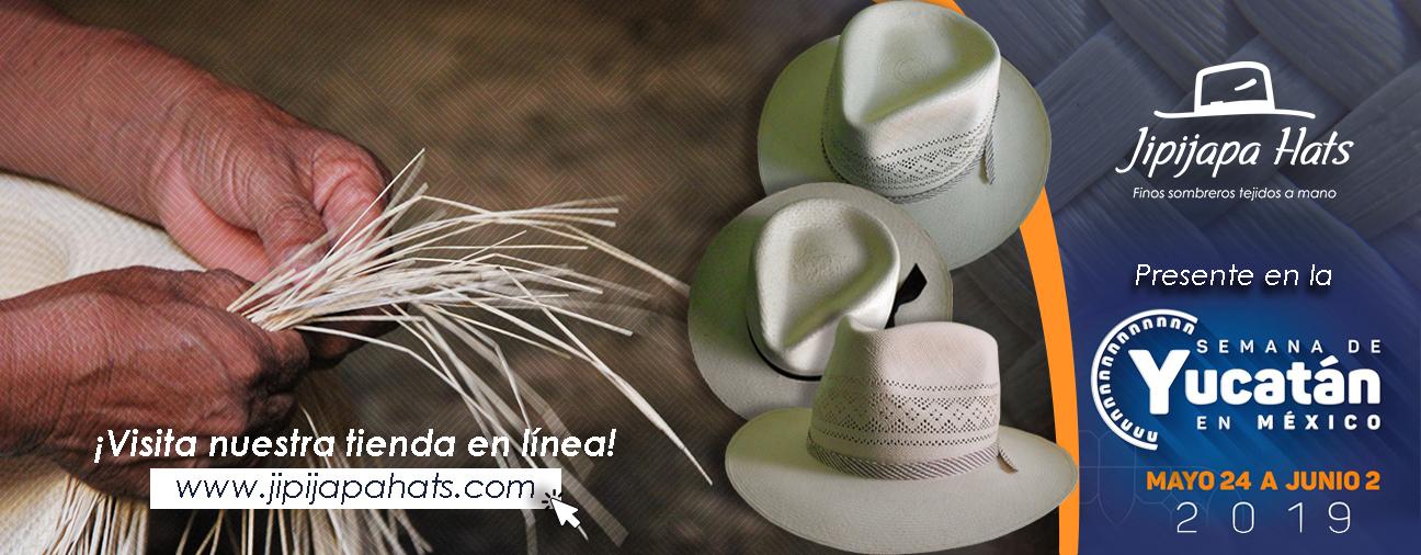 Jipijapa Hats presente en la CDMX