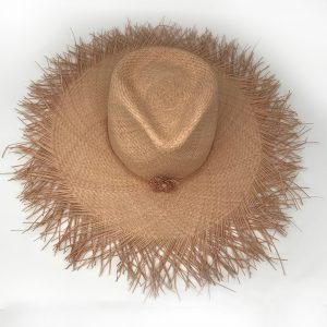 Sombrero deshilado